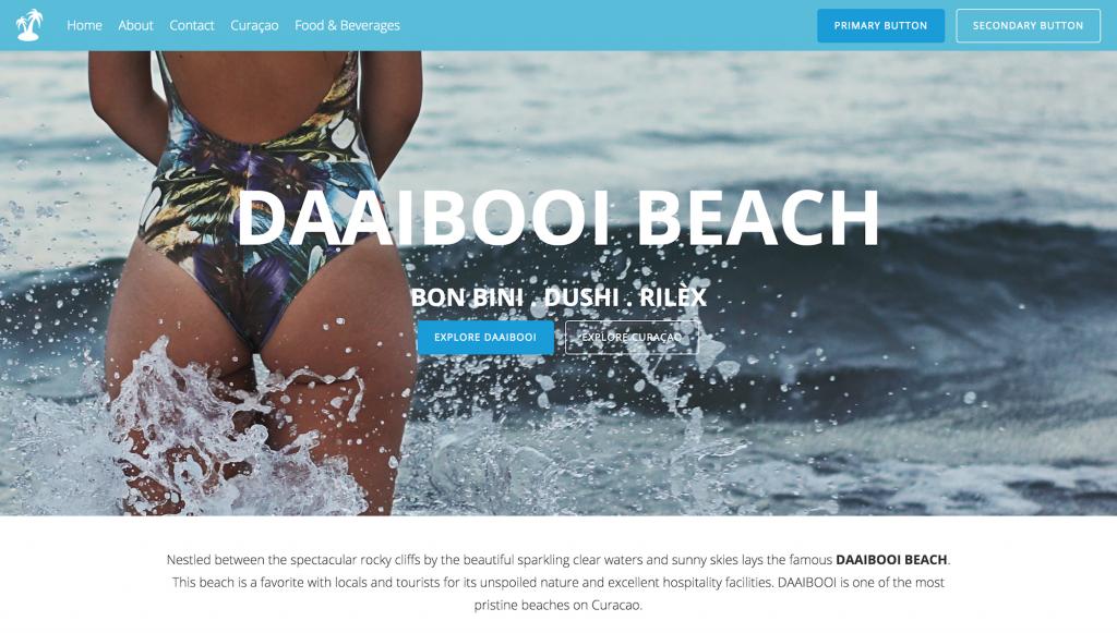 Beach – Daaibooi Beach