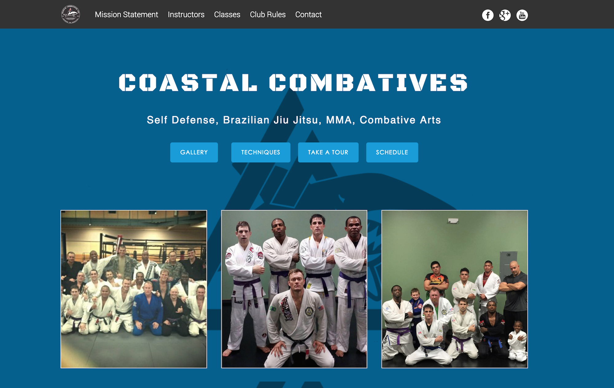 Coastal Combatives – Coastal Combatives