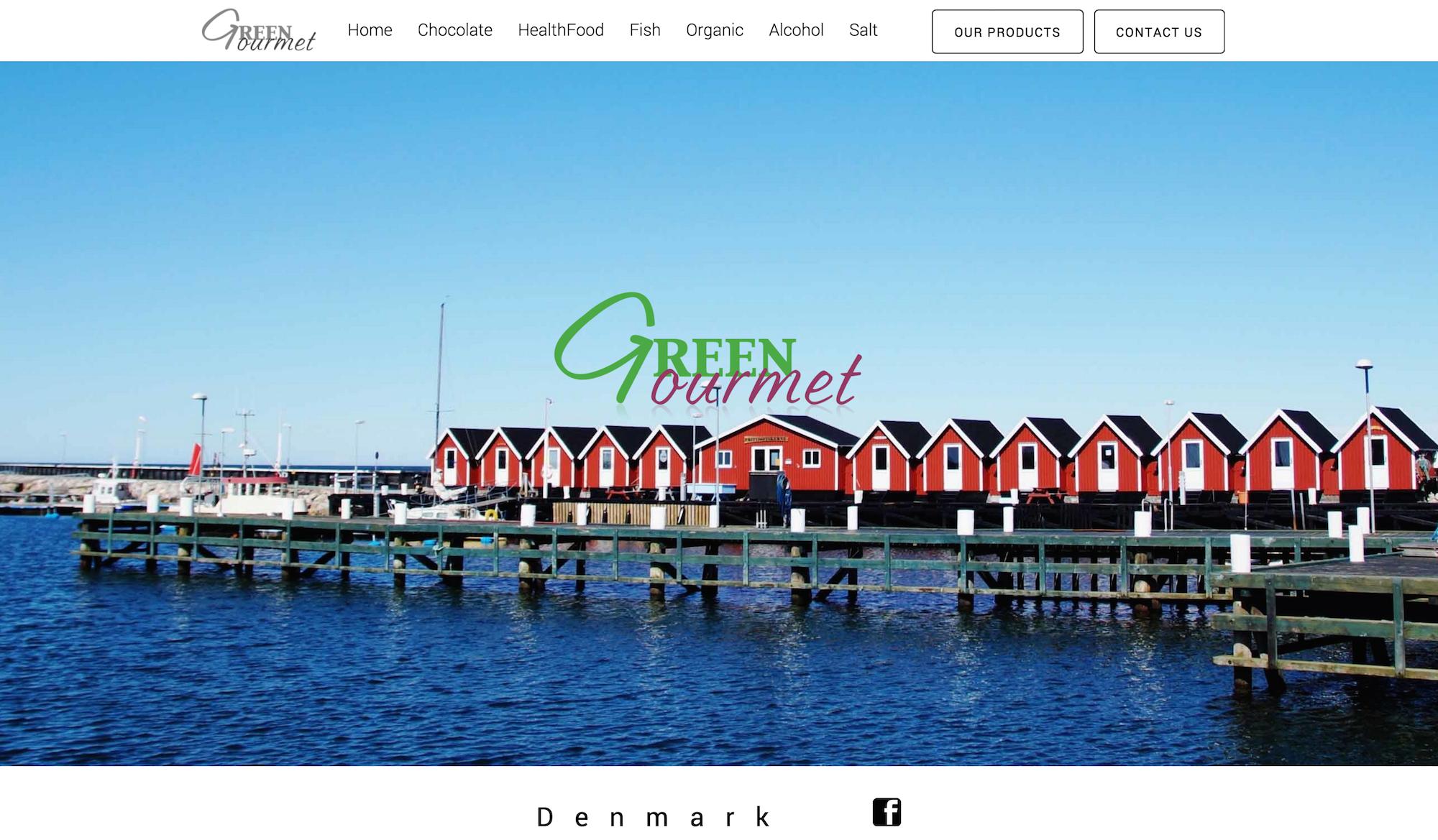 GREENGOURMET   Green Gourmet Denmark