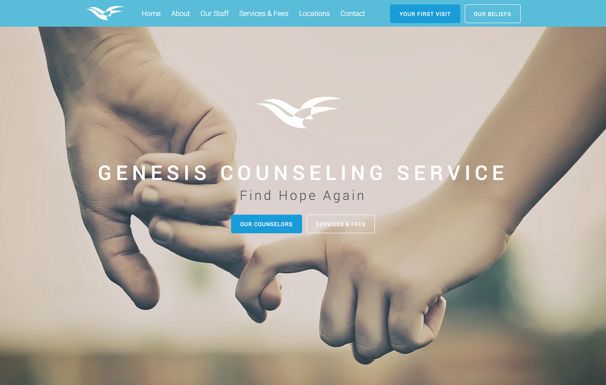 Genesis Counseling Service   Caring • Committed • Christian