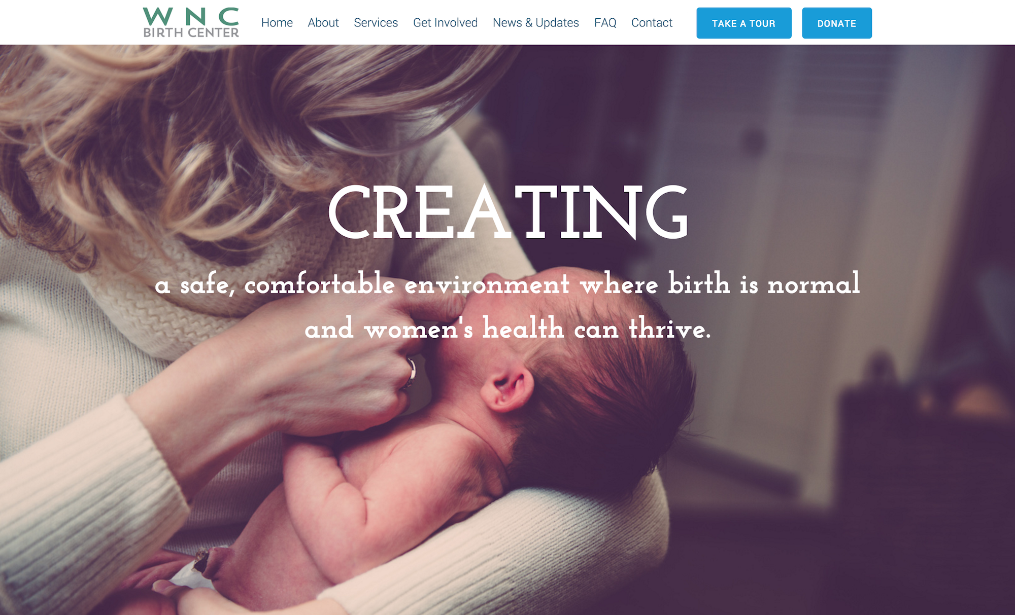 Home – WNC Birth Center