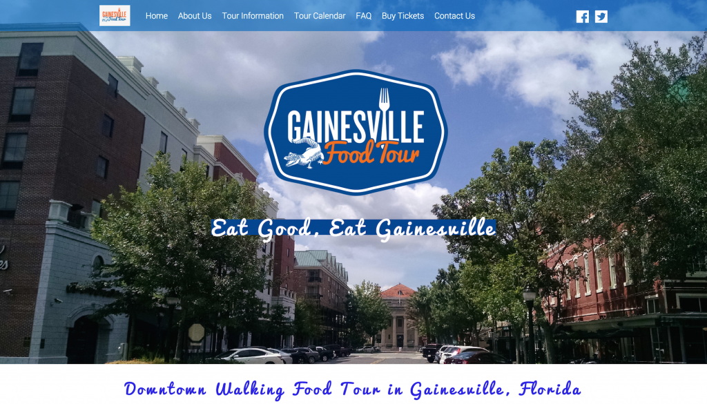 Home – Gainesville Food Tour