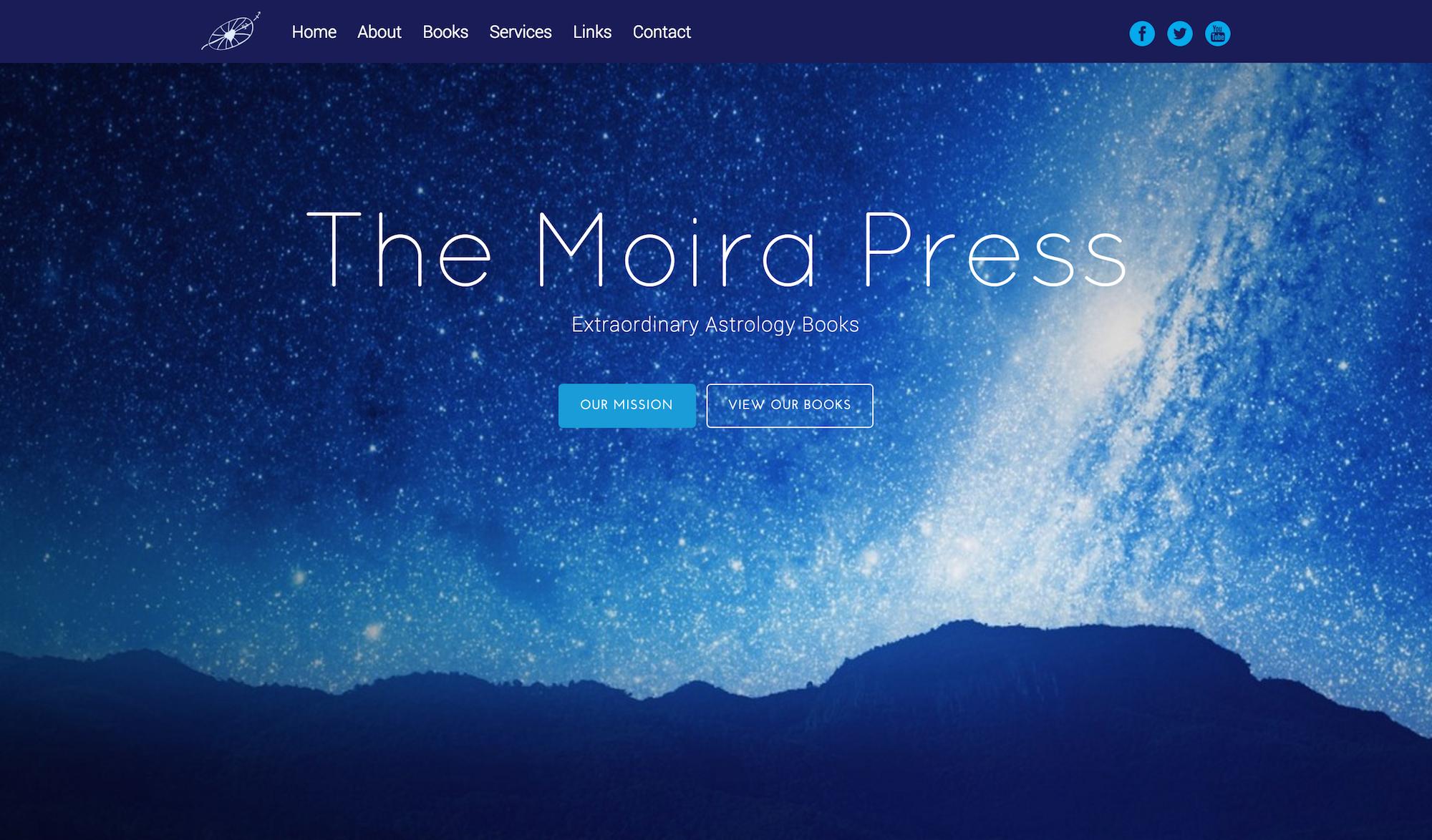 Home – The Moira Press