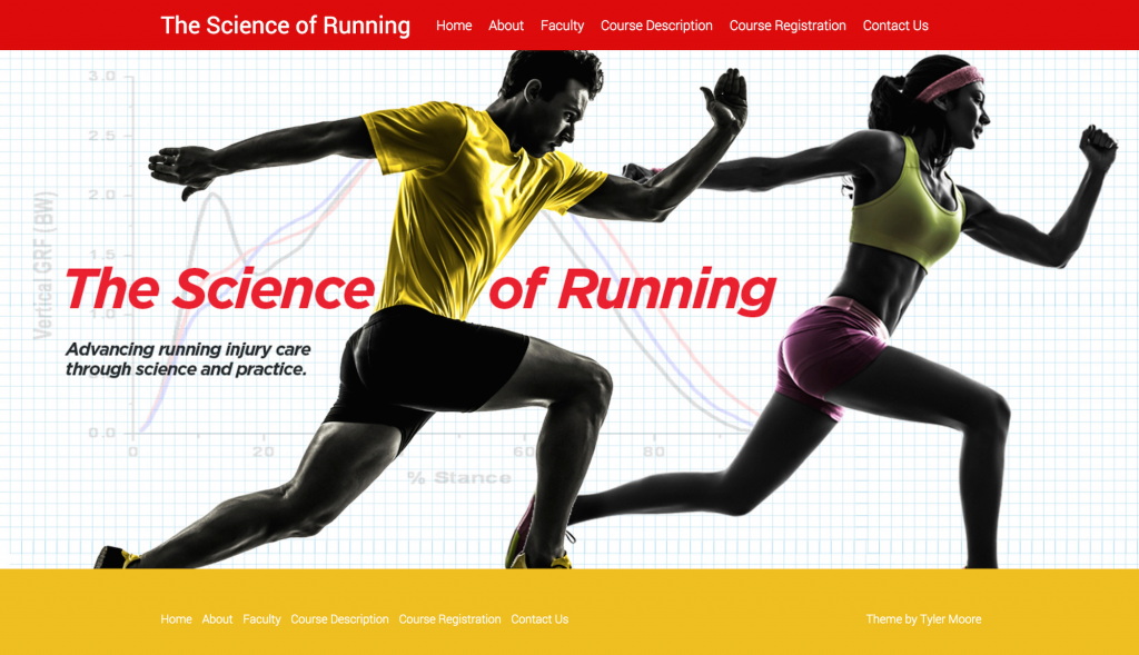 Home – The Science of Running