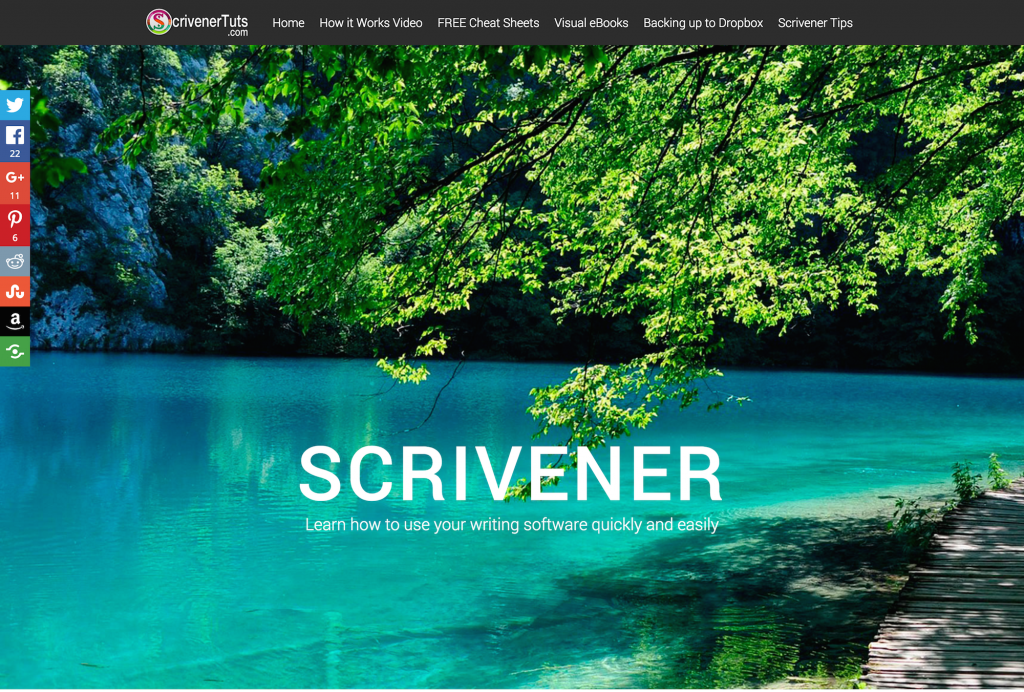 Home   Scrivener  How To