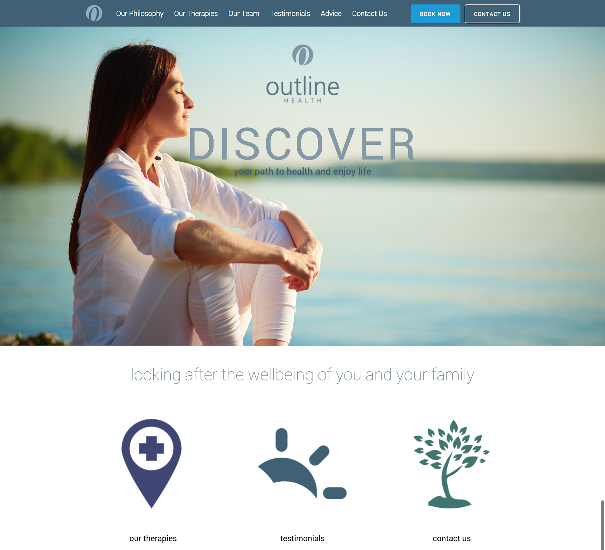 Outline Health   Looking after the wellbeing of you and your family