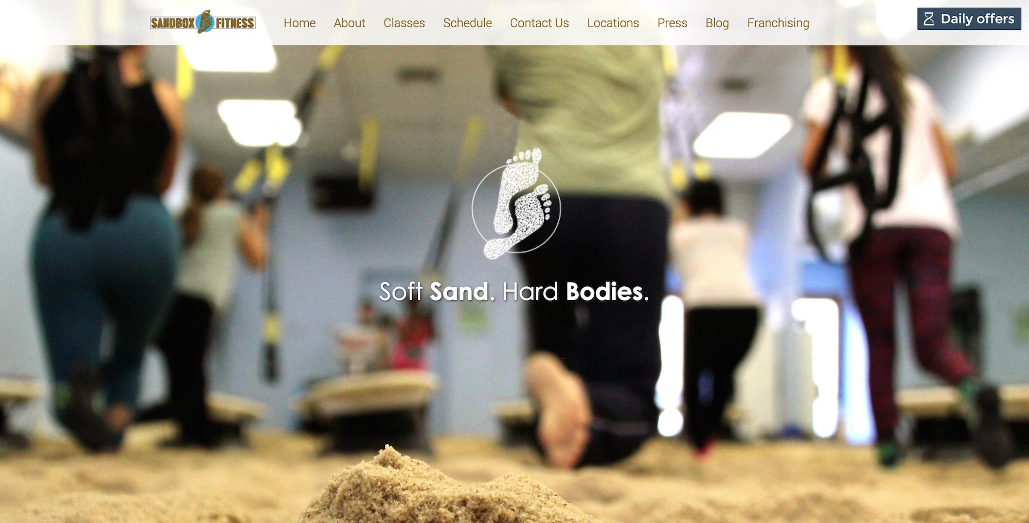 Soft Sand  Hard Bodies.   Soft Sand  Hard Bodies.